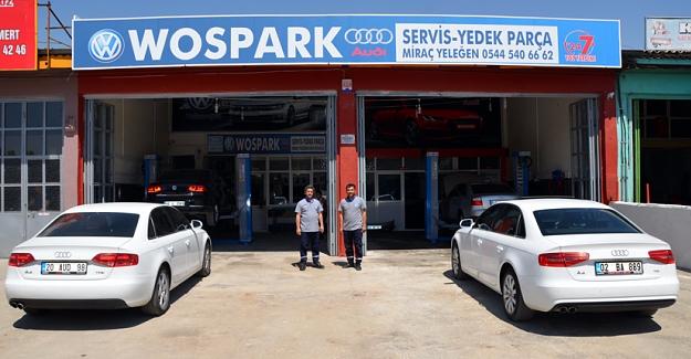 Elbistan'da Wospark hizmete açıldı