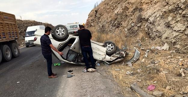 Nurhak yolunca zincirleme trafik kazası: 7 yaralı