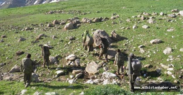 Nurhak'ta yakalanan PKK'lının üzerinden çıkan not