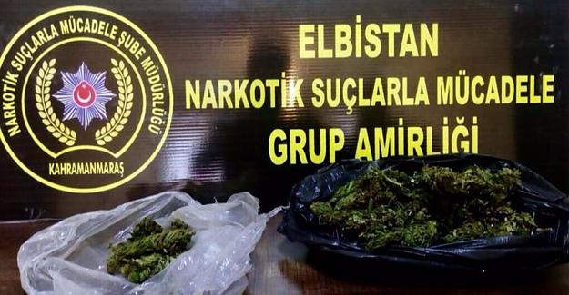 Uyuşturucu operasyonu bir kişi tutuklandı