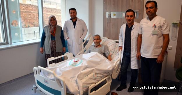 Elbistan'da üniversite hastanesi seviyesinde ameliyat