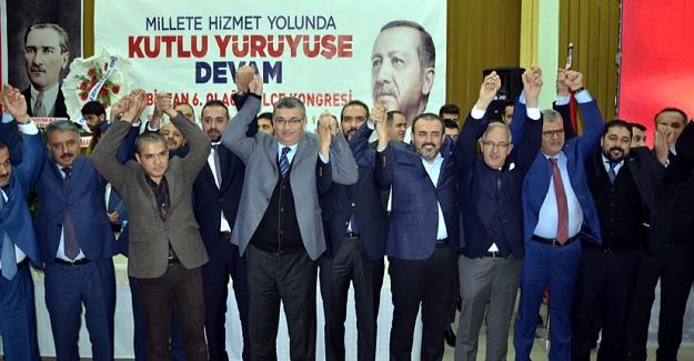 AK Partide Hasan Sungur dönemi