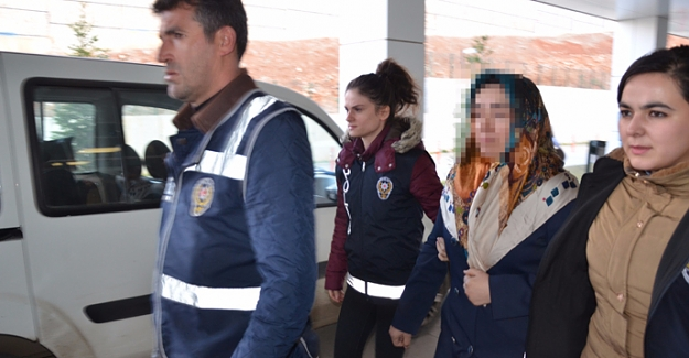 Elbistan'da FETÖ'nün 'abla yapılanması'na operasyon