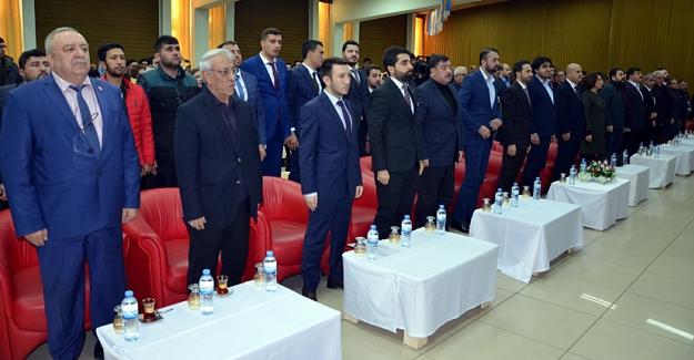 AK Parti Gençlik Kollarında yönetim belirlendi