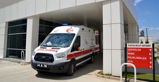 Devlet hastanesi 788 bin hastaya hizmet verdi