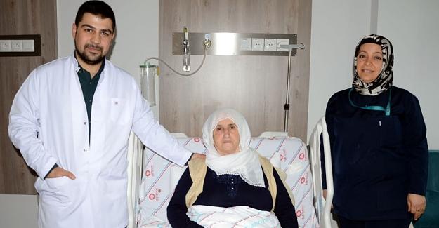 Elbistan'da ilk kez omurilik tümör ameliyatı gerçekleştirildi