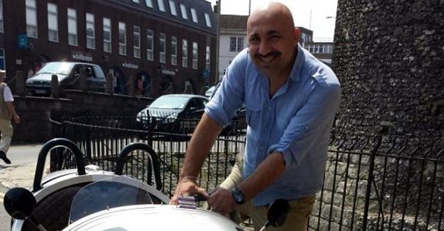 Elbistanlı taksici Londra'da öldürüldü