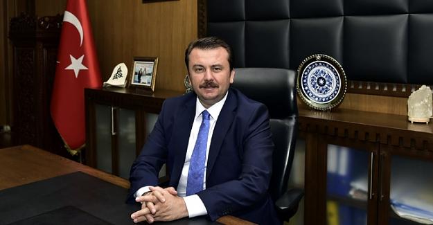 """Başkan Erkoç, """"Yaşlıya hürmet ve hizmet ibadettir…"""""""