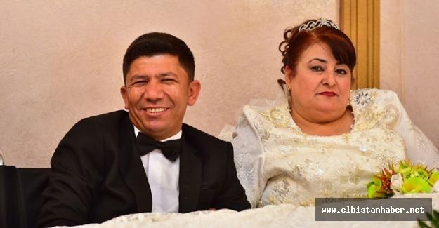 Engelli çiftin nikahını Erkoç kıydı