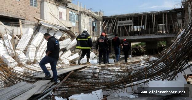 Göçükte ağır yaralanan 2 işçi hayatını kaybetti