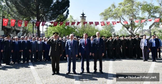 """Başkan Erkoç: """"5 Nisan Sıradan Bir Gün Değildir"""""""