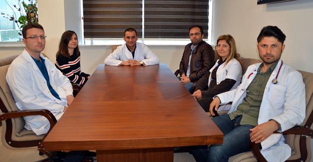 Elbistan'a 5 yeni doktor