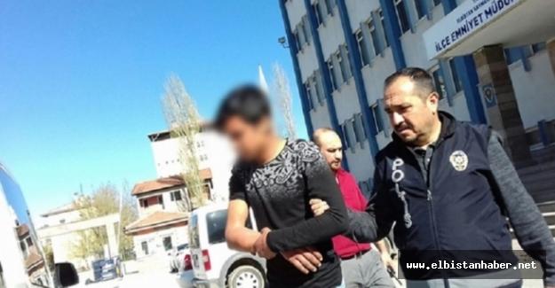 Elbistan'da hırsızlık yapan 2 kişi yakalandı