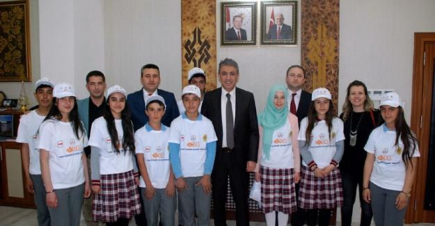 Selçuklu'dan Osmanlı'ya Gezisine Katılan Öğrenciler