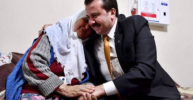 Erkoç'tan yaşlı insanlara bir proje daha