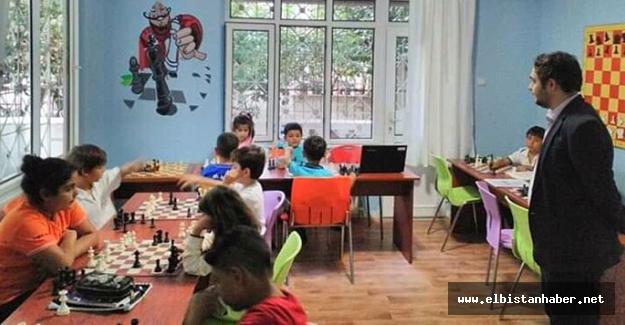 Azerbaycanlı FİDE Ustası Rashad Zeynalli Yakında Elbistan'da