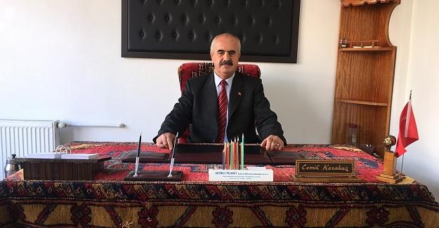 Cemil Karakuş, Pınarbaşı Mahallesi muhtar adayı oldu