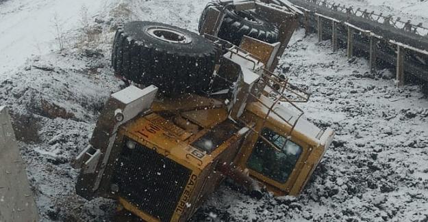 Çelikler Holdingde İş Kazası
