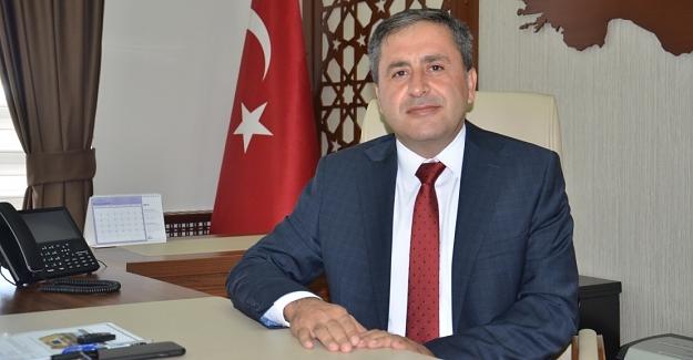 Elbistan Kaymakamı Özkan Demir'den yeni yıl mesajı