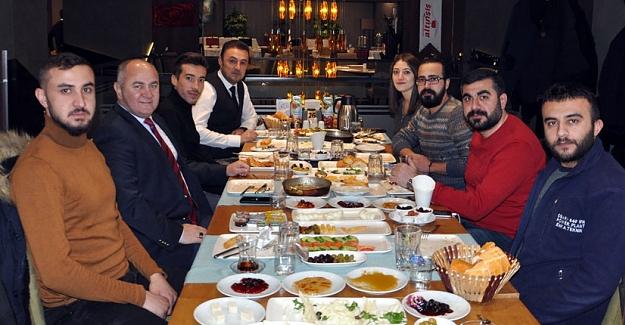 Emniyet Müdürü Aşık, gazeteciler gününü kutladı