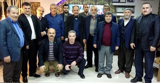 Oda başkanları Elbistan için toplandı