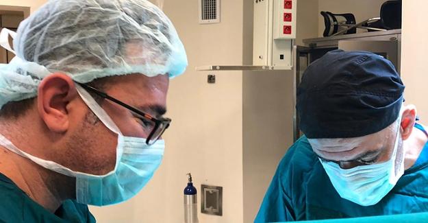 İlk Ameliyat Başarıyla Gerçekleştirildi