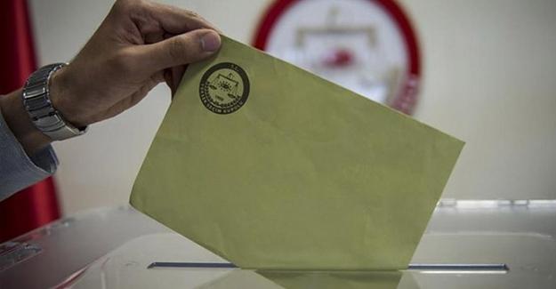 Seçim listeleri seçim kuruluna teslim edildi