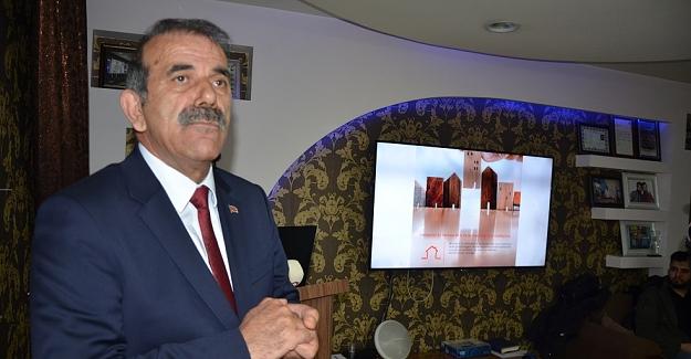 Abdullah Paksoy Elbistan için projelerini açıkladı