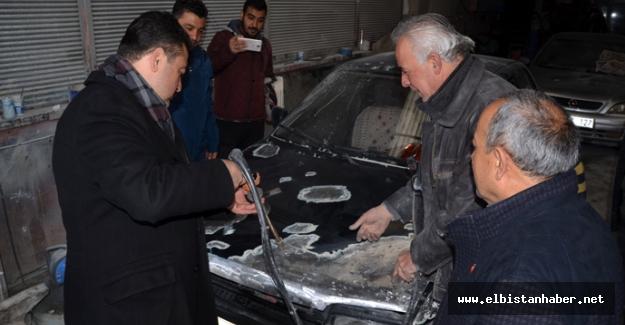 """Başkan Adayı Gürbüz: """"Sanayicinin ve üreticinin yanındayız"""""""