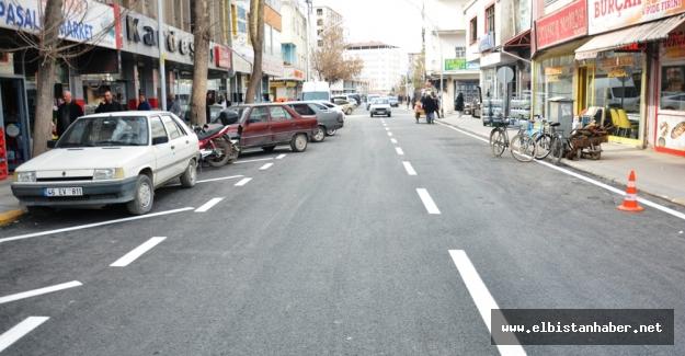 Belediye Asfalt Çalışmalarını Hızla Sürdürüyor
