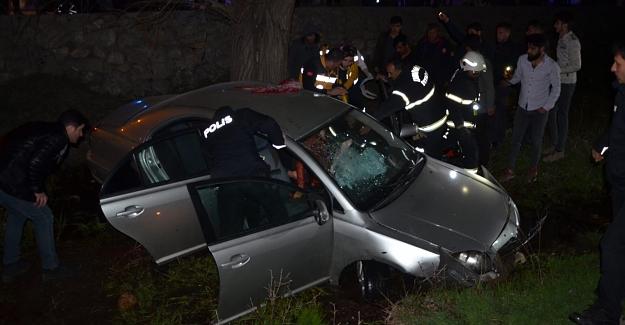 Elbistan'da feci trafik kazası 7 yaralı