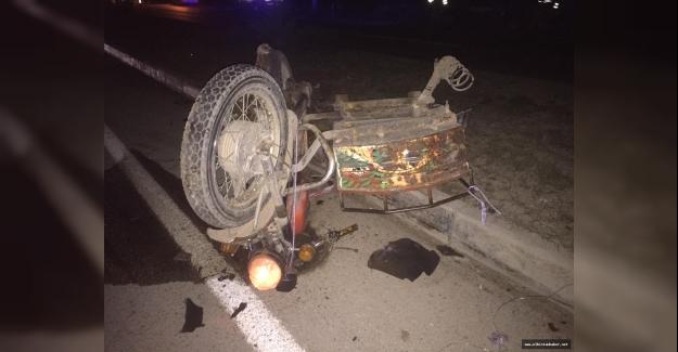 Karaelbistan'da zincirleme trafik kazası 3 yaralı