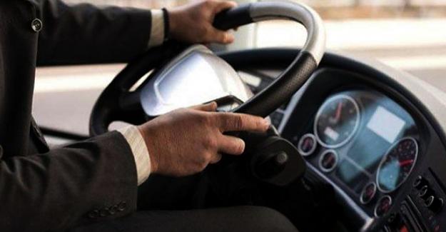 Lise veya dengi okul mezunu şoför alımı yapılacak