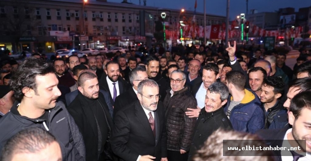 Mahir Ünal: CHP ve İYİ Parti PKK ve FETÖ'ye tek laf etmez