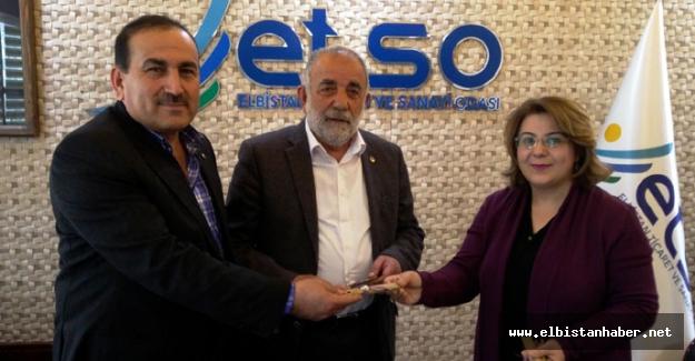 TEMA'dan ETSO'ya işbirliği ziyareti