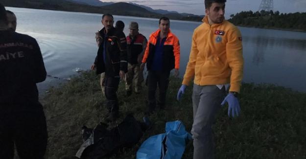 Baraj göletine düşen traktördeki çocuklar boğuldu