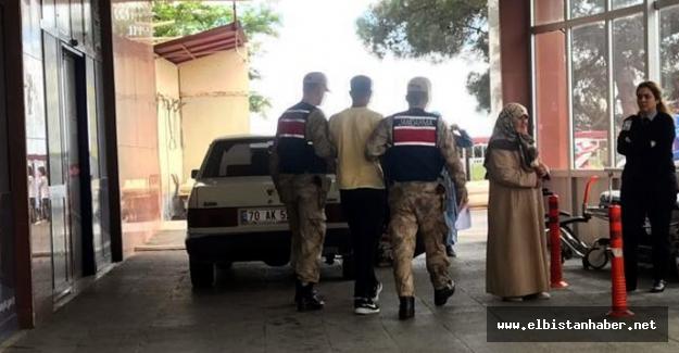 Jandarma aranması olan şahsı yakaladı