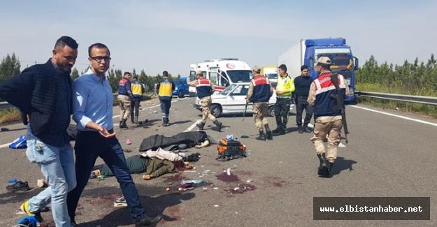 Kazada ölen ve yaralanan kişilerin isimleri belli oldu