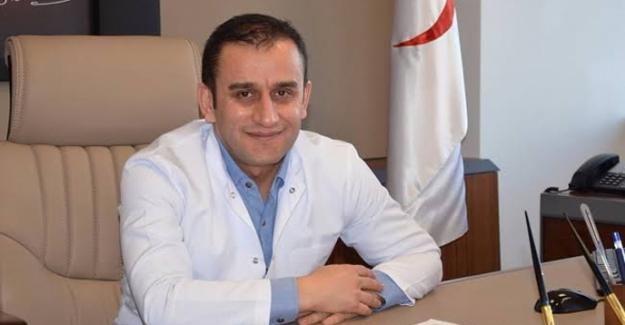 Başhekim Akif Türk istifa etti