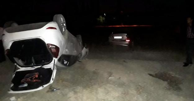 Elbistan'daki feci kazada 6 kişi yaralandı