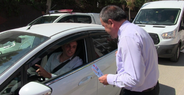 Elbistan'da 17 noktada 107 polisle denetim yapıldı