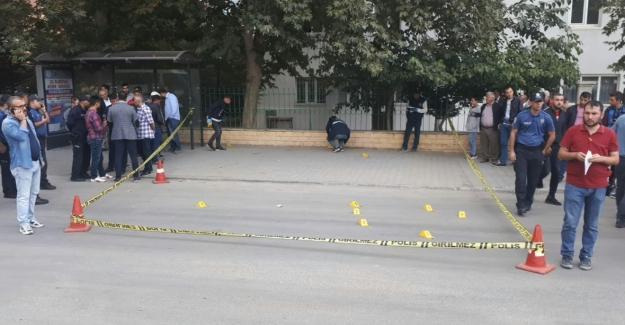 Elbistan'da silahlı saldırı: 1 ölü