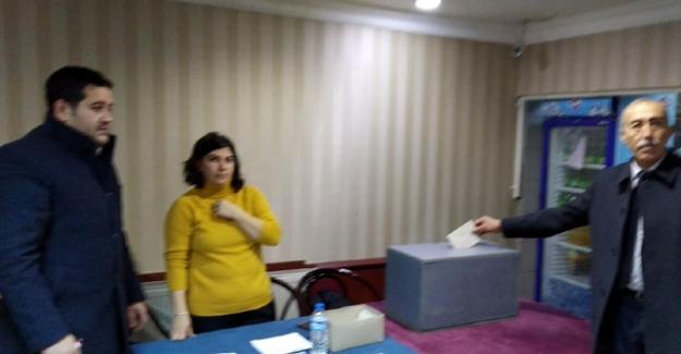 SYDV Mütevelli Heyeti muhtar üye seçimleri yapıldı