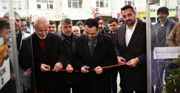 Elbistan'da 'Eczane Su' hizmete açıldı