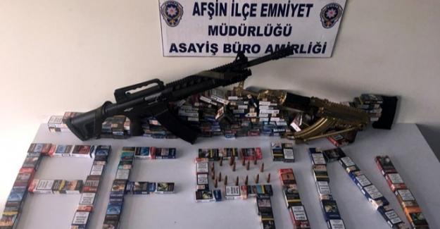 Polisden kar maskeli hırsızlara operasyon