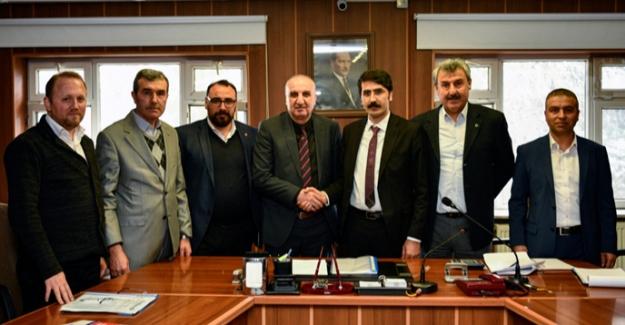 Elbistan Belediyesinde Daimi işçilerin Toplu İş Sözleşmesi Tamamlandı