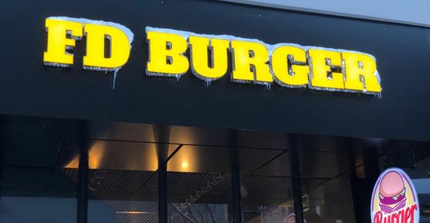 FD Burger yarın Elbistan'da hizmete açılacak