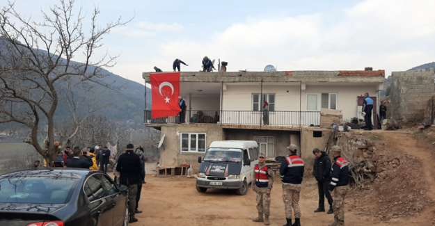 İdlib'de şehit olan Uzman Onbaşı Saygılı'nın ailesine acı haber verildi