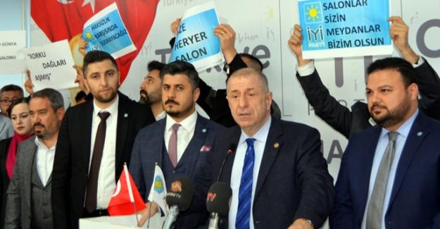 Özdağ, iktidarın Suriye politikası tam anlamıyla iflas etti
