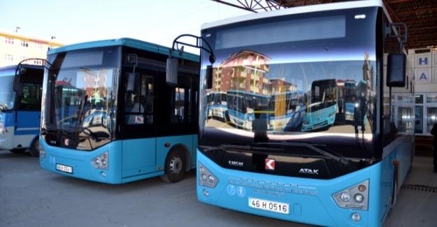 Elbistan'da toplu ulaşıma koronavirüs ayarı! Servis saatleri değişti